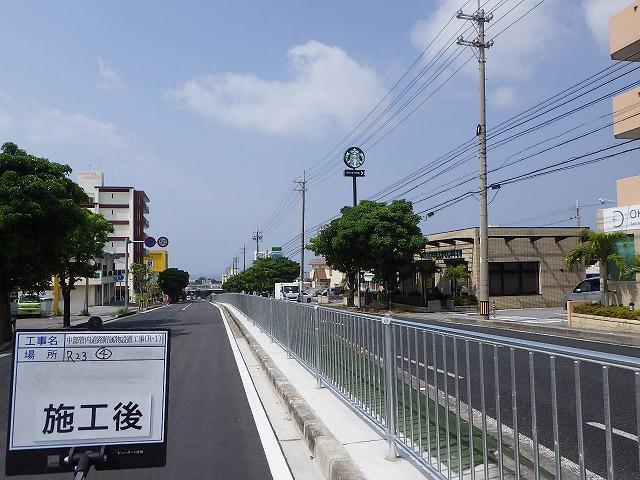 中部管内道路附属物設置工事(R1)